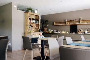Ресторан / где поесть в Pension Appartment Hecherhof