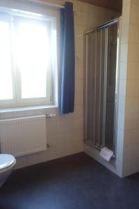 Ein Badezimmer in der Unterkunft Rooms@No22