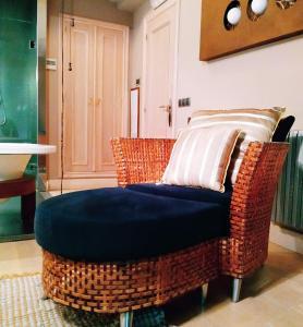Zona de estar de Hotel Aguadoce - Louzao