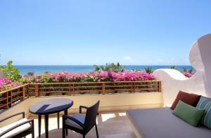 A balcony or terrace at Grand Velas Riviera Maya - All Inclusive