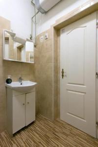 Ванная комната в Mini home hostel Jb