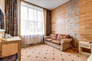 Гостиная зона в Sunflower Ривер Отель Москва