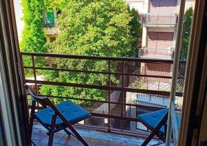 Balcone o terrazza di Colle Aventino Home