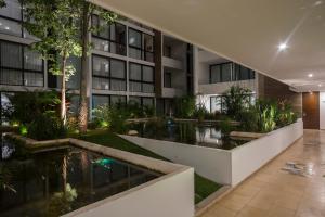 Балкон или терраса в Anah Suites