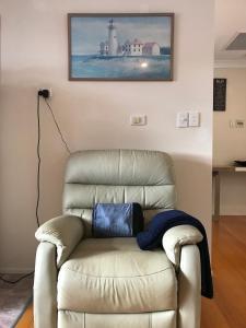 A seating area at Villa Alessandra Rooms & Restaurant