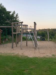 Legeområdet for børn på Billund Farm Holiday