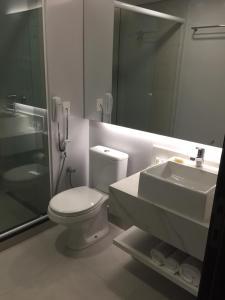 Um banheiro em Blue Tree Premium Faria Lima