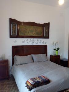 Letto o letti in una camera di Wunderkammer b&b