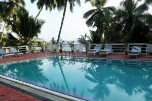The swimming pool at or near Soma Palmshore