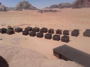 Joy of Life wadi Rum im Winter