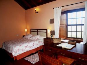 Cama o camas de una habitación en Gran Drago