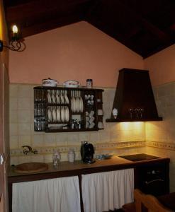 Una cocina o zona de cocina en Gran Drago