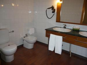 Un baño de Gran Hotel Balneario