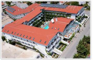 Άποψη από ψηλά του Bomo Olympic Kosma Hotel & Bomo Villas