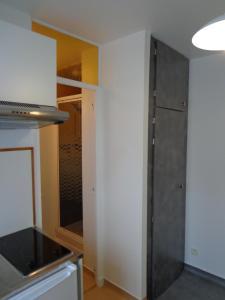 Salle de bains dans l'établissement Appartement d'Hôtes