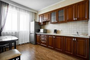 A kitchen or kitchenette at Resident