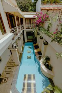 A view of the pool at Casa Sánchez by The Oxo House or nearby