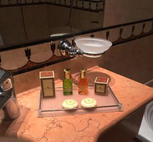 A bathroom at Ai Mori d'Oriente