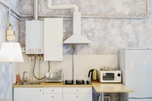 Кухня или мини-кухня в Сутки-Дом - Personnage