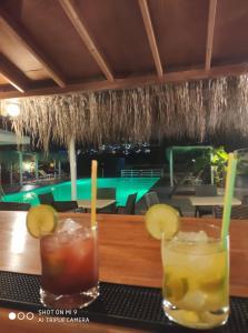 Drinks at Sea Harmony