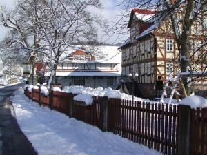 Gut Dankerode im Winter