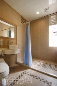 澄園旅店衛浴