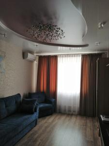 Гостиная зона в Apartment on Bazarova 20