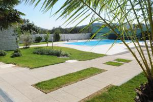 The swimming pool at or near Pavlic Apartments
