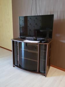 Televiisor ja/või meelelahutuskeskus majutusasutuses Kõrtsialuse külalistemaja