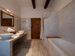 A bathroom at La Guest House della Tenuta di Tavignano