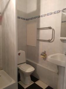 Ванная комната в Lucky Stars Hotel