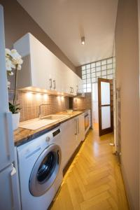 Una cocina o zona de cocina en Place for you