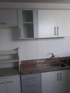 A kitchen or kitchenette at Flat central - Dona Inés