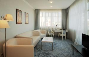 A seating area at Hotel Hayal