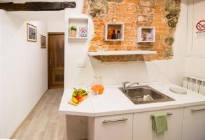Cucina o angolo cottura di Loft Maison 1706 Lago Orta