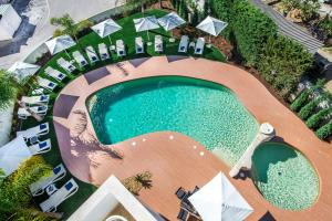 A view of the pool at Velamar Boutique Hotel or nearby