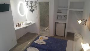 Ein Badezimmer in der Unterkunft Augusta Studios & Apartments