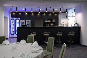 Restauracja lub miejsce do jedzenia w obiekcie Hotel Sport