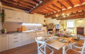 Cucina o angolo cottura di Il Nido Nel Borgo