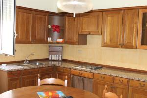 Cucina o angolo cottura di Appartamento stanze Ragusa