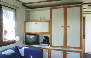 TV/Unterhaltungsangebot in der Unterkunft Holiday Home Harzgerode/Dankerode 08