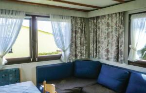 Ein Sitzbereich in der Unterkunft Holiday Home Harzgerode/Dankerode 08