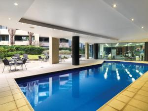 The swimming pool at or near Adina Apartment Hotel Sydney, Darling Harbour