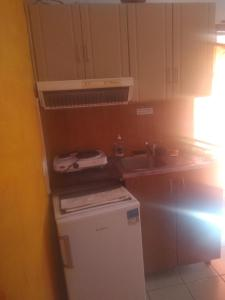 Cucina o angolo cottura di Kalormakis Apartments