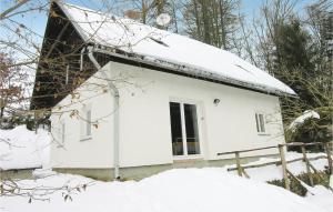 Holiday home Bublava I v zimě