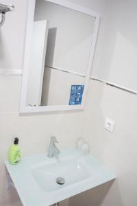 Un baño de Hostal Goyesco Plaza