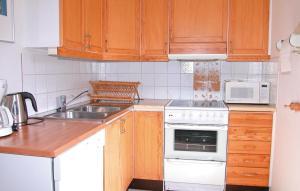 Ett kök eller pentry på Holiday home Tandåbyn Sälen