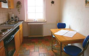 Küche/Küchenzeile in der Unterkunft Apartment Birkenallee X