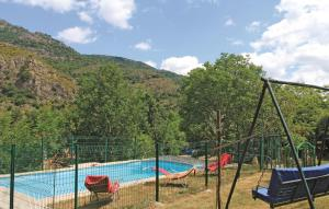 A view of the pool at Holiday home Le Chazalet P-859 or nearby