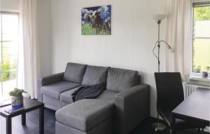 A seating area at Polderzicht
